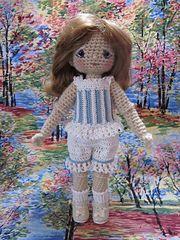 Ravelry: Camisole&Undies for Bleuette pattern by Beth Ann Webber