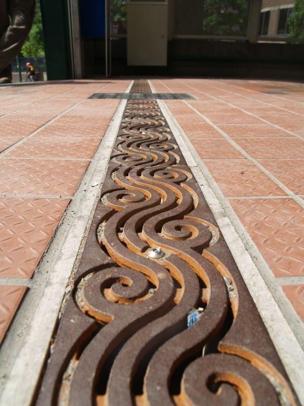 Pin Tony Garavetto Gardens Drainage Grates Yard Solutions