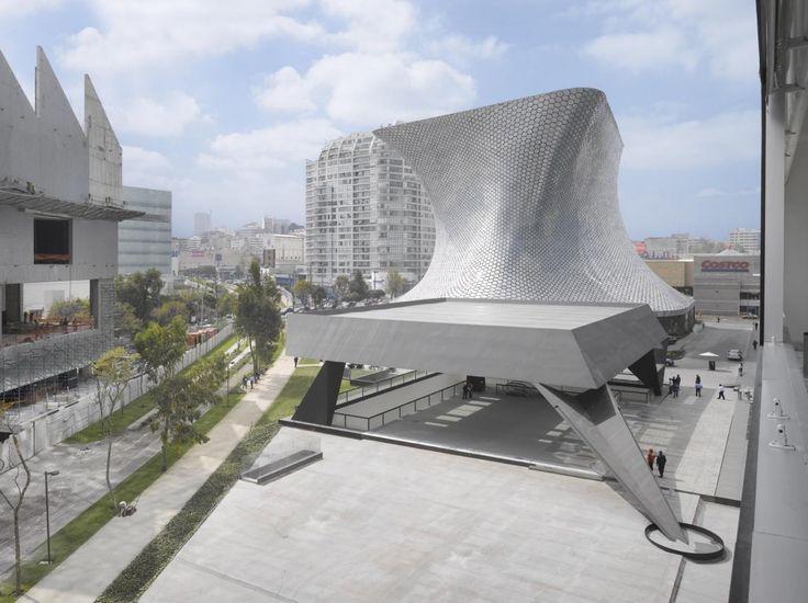 Mexico City - Plaza Carso Polanco
