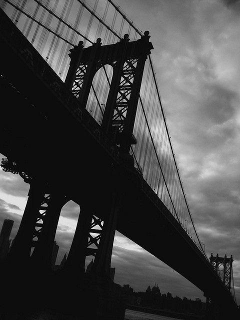 Brooklyn and Manhattan Bridge 2 PC Set  Brooklyn by freedomstudios