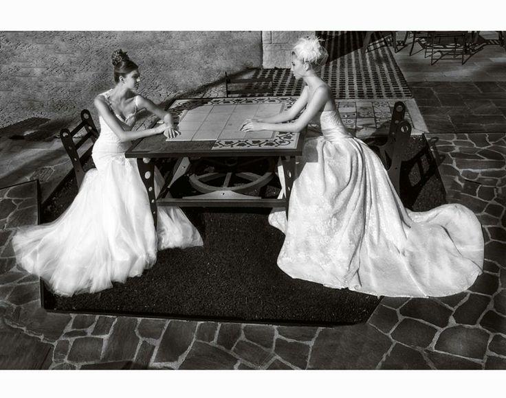 Wedding Dresses 2014 www.nantina.gr