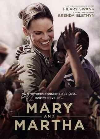 Mary and Martha (DVD) Great movie definitely worth seeing..makes you stop and think, cry and smile..