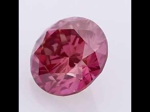 VIVIAL - PINK DIAMOND RP071B  0.50ct