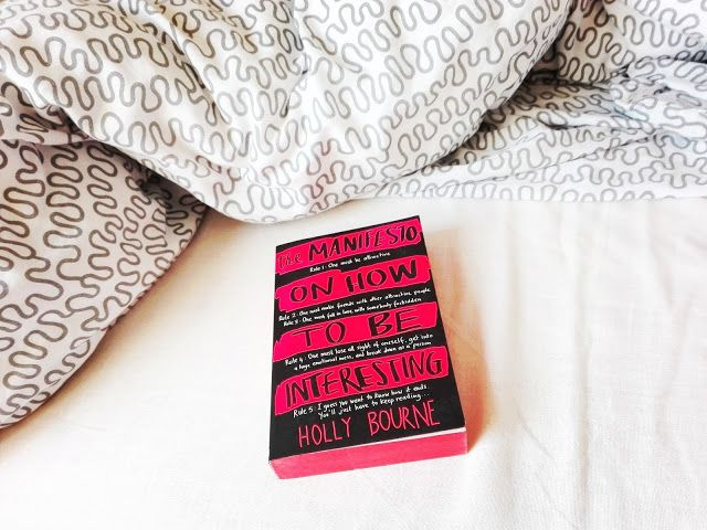 Rezension: The Manifesto on How to be Interesting