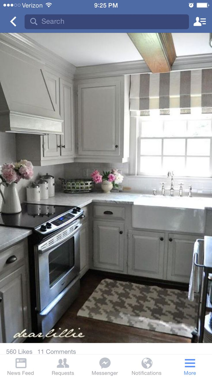 I like the shade, keep this idea in mind for kitchen window covering