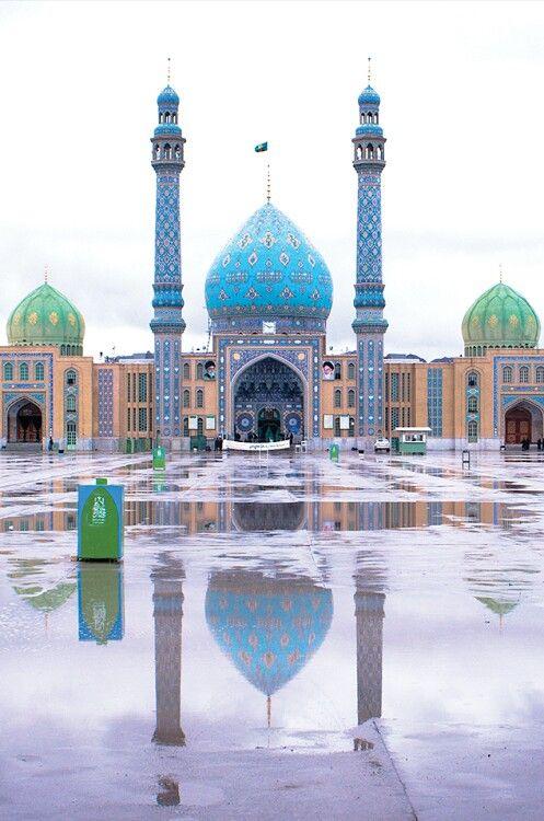 Moschea Jamkaran, Qom, Iran (Visita il nostro sito templedusavoir.org)