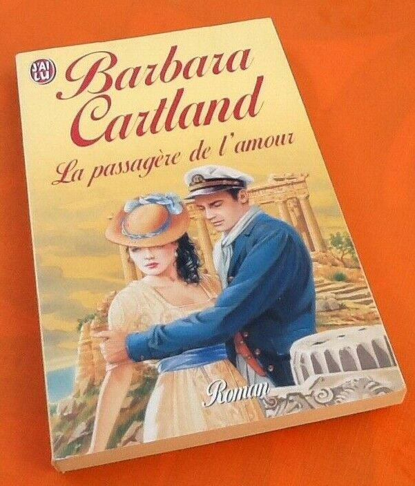 Barbara Cartland La Passagere De L Amour 1999 N 5165 J Ai Lu Ebay Amour