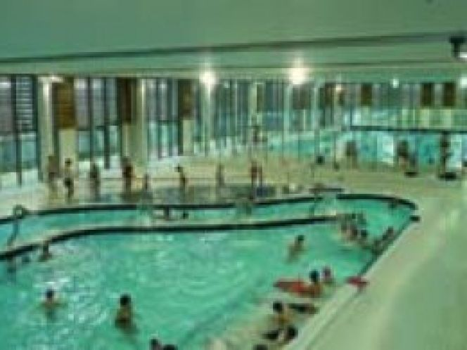 Le Centre Aquatique Du Pays Sedanais Est Une Piscine Situee A