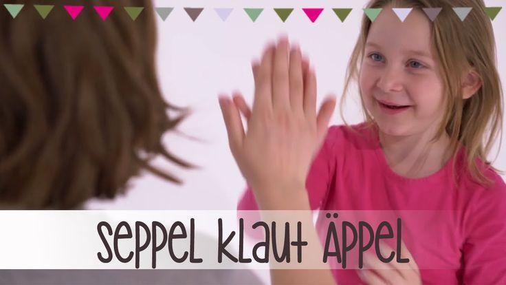 Seppel klaut Äppel | Klatsch-Spiel Anleitung