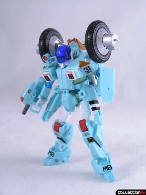 VR-052T MOSPEADA Ride Armor