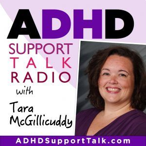 http://adhdsupporttalk.com ADHD Support Talk Radio is an award winning Podcast for Adults with ADD / ADHD. Host Tara McGillicuddy is joined by Adult ADHD experts and they cover important topics related to Adult ADD / ADHD.