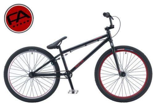 Brand-New-2012-Free-Agent-Ratio-24-TRAIL-DIRT-BMX-Bike-Black-RRP-340