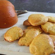 recept voor Pompoenkoekjes