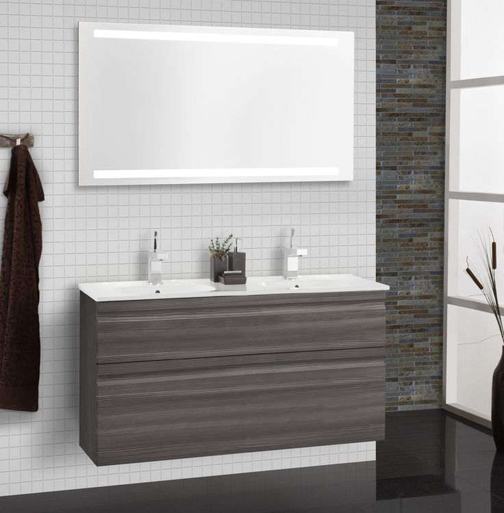 Choose either a mirror or mirror cabinet with integrated energy efficient  LED lighting to complete. 17 Best images about Bathroom mirror lighting on Pinterest