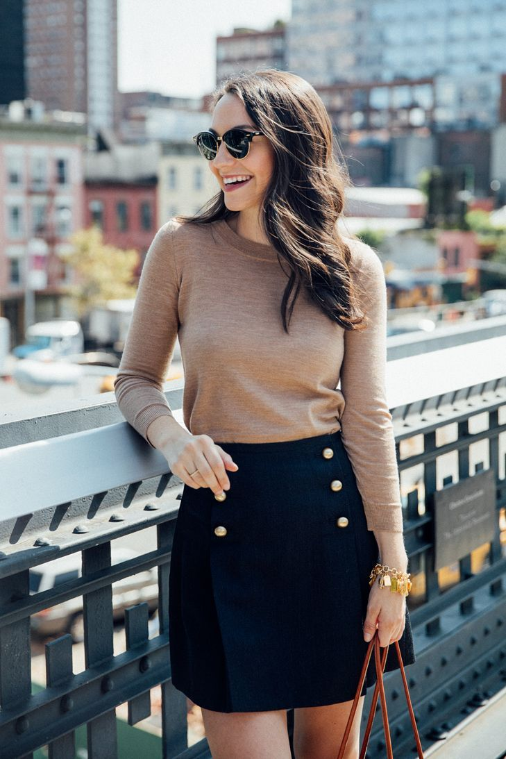 The College Prepster. | fall style | outfit idea