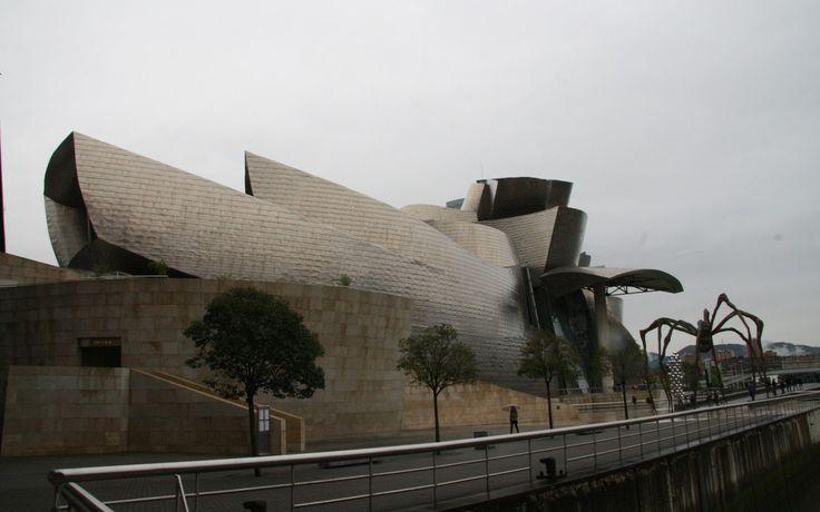 Bilbao, here we come, czyli Frank Ghery i spółka / Bilbao, here we come or Frank Ghery and company