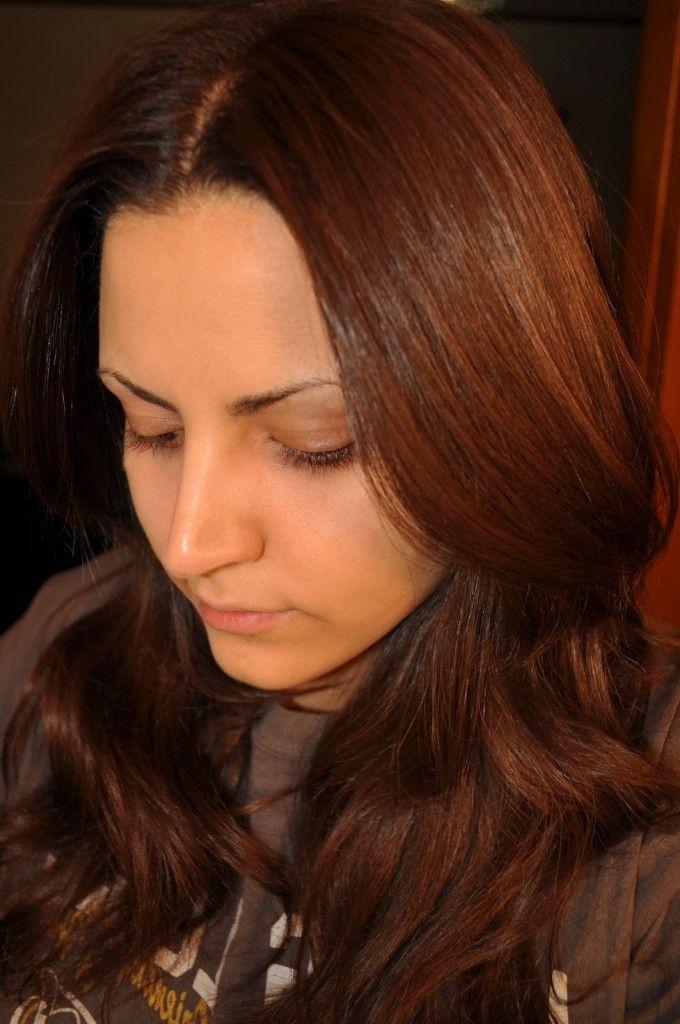 Bronzing Haare