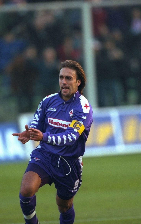 Gabriel Batistuta.