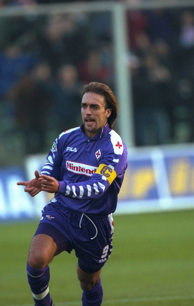 Gabriel Batistuta. #brazil2014 #sport #worldcup #betting #tips #updates #SMS #cup #FIFA #football #soccer #league #derby JOIN THE WORLD CUP WITH http://prowintips.com