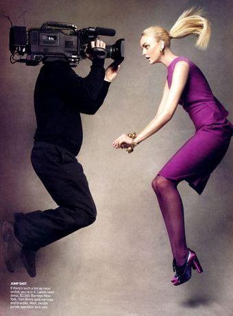 major: Gracecoddington, Patrick'S Demarchelier, Caroline Trentini, September Issues, Vogue September, Grace Coddington, Fashion Photography, Fashion Editorial, Vogue Magazine