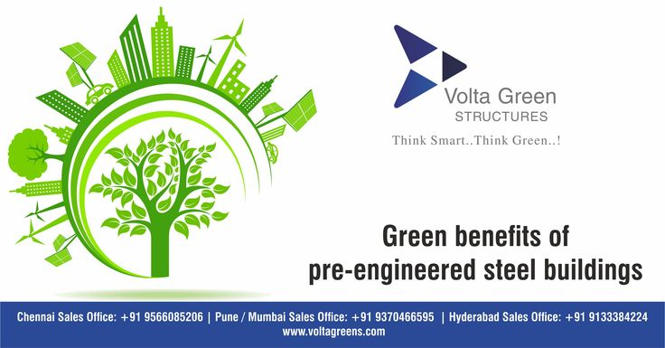 Green Benefits of Pre-Engineered Steel Buildings:  The other green benefits of pre-engineered steel buildings is the ease of transportation and scaling up. Usually, traditional structures need to be broken down, reconstructed, or built from the bottom up if the organisation needs to relocate or scale up its operations. However, with pre-engineered steel buildings, the assembling and disassembling is quick, easy and effective.