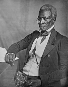 John Hanson (d. c. 1860) was an African American associated with the American Colonization Society, which sought to relocate black Americans in Liberia. In Liberia, he served as a senator from Grand Bassa County. Senator Hanson has recently been confused with an earlier John Hanson, a white politician from Maryland who served as President of the Continental Congress during the American Revolution.