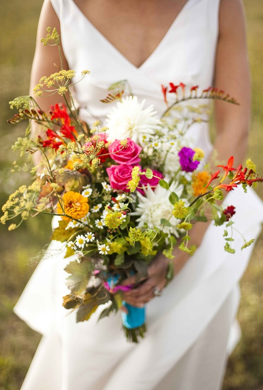 love it wildflower bouquet wedding pinterest. Black Bedroom Furniture Sets. Home Design Ideas
