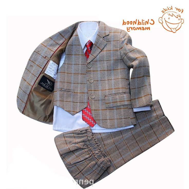 26.67$  Watch here - https://alitems.com/g/1e8d114494b01f4c715516525dc3e8/?i=5&ulp=https%3A%2F%2Fwww.aliexpress.com%2Fitem%2FBoys-Wedding-Suits-Dress-Small-Plaid-Khaki-Jacket-Boy-Blazer-Formal-Children-Clothes-Costume-De-Mariage%2F32616300604.html - Boys Wedding Suits Dress Small Plaid Khaki Jacket Boy Blazer Formal Children Clothes Costume De Mariage Pour Enfant Garcon
