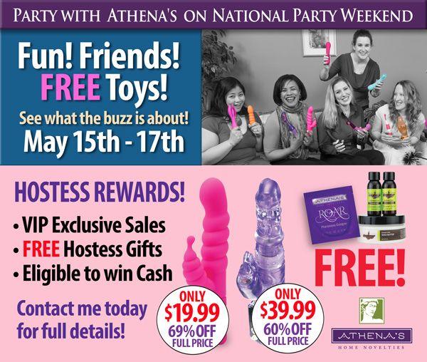 Sex toy party utube athenas