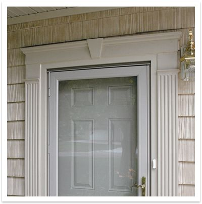 Best 25 Front Door Trims Ideas On Pinterest Exterior Door Trim Exterior Doors And Entry Doors