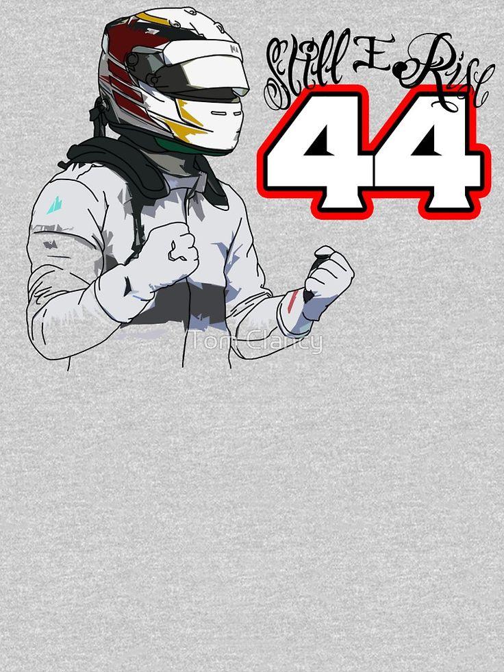 Lewis Hamilton Still I Rise by RetroLink Panda