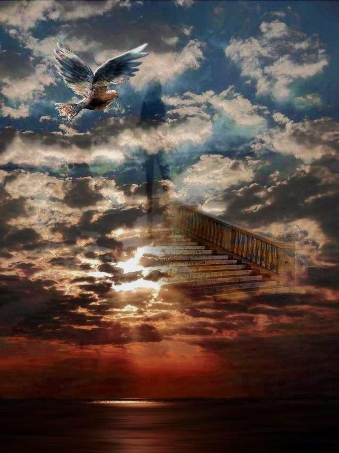 Stairway to heaven-Led Zeppelin  Knockin on heavens door-U2