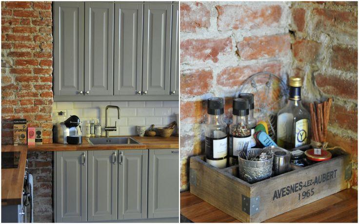 Bilderesultat for grått kjøkken til grått gulv