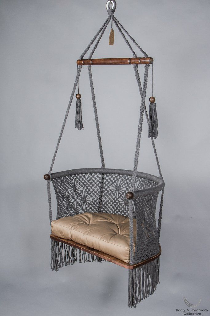 13 best Hanging Chair in Macrame images on Pinterest ...