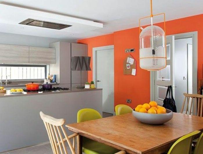 Die besten 25+ grau orange Schlafzimmer Ideen auf Pinterest - schlafzimmer orange