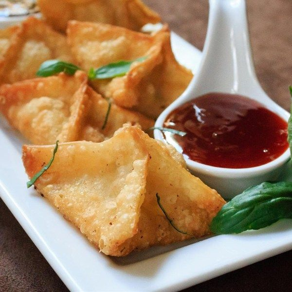 """Crab Rangoon I 