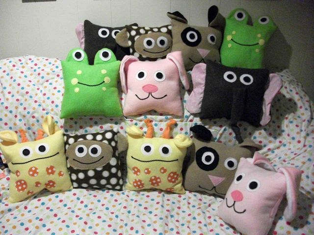25 Best Ideas About Animal Pillows On Pinterest Kids