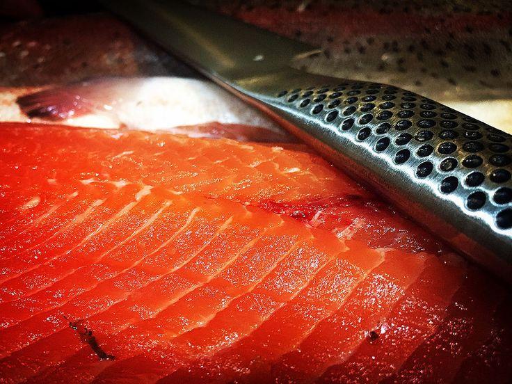 https://flic.kr/p/G7i5bP | Tataki. | El tataki o tosa-mi, es una receta japonesa sencilla que consiste en dos sencillos pasos, el marinado y la cocción leve sobre plancha o brasa.  koketo.es/tataki/