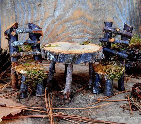 255 Best Fairy Land Furniture Images On Pinterest | Fairies Garden, Gnome  Garden And Miniature Gardens