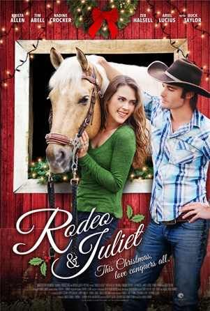 "Its a Wonderful Movie - Your Guide to Family Movies on TV: UP Christmas Movie ""Rodeo & Juliet"""