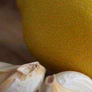 Συνταγή με σκόρδο και λεμόνι