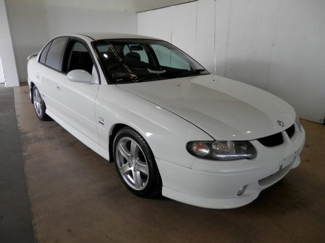 Southside Auto Auctions Brisbane Car Auctions Deal of the Day 2001 Holden Commodore SS VX Sedan