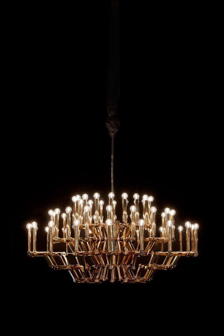 A dazzling waltz from the past into the new era of Bohemian chandeliers. This is Mercury, the new interpretation of Louis, our cast brass chandelier. #preciosamilan #preciosalighting #light #lighting #designlighting #luxurydesign #interiorstyle #hospitalitydesign #crystal #bohemiancrystal #chandelier #cultivationofchandelier #brilliance #euroluce #euroluce2017 #architecturelovers #milandesignweek #milandesignweek2017 #milan