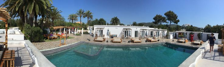 Ibiza zen pool