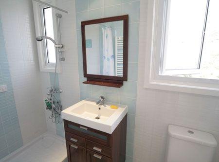 Small Ensuite Bathrooms