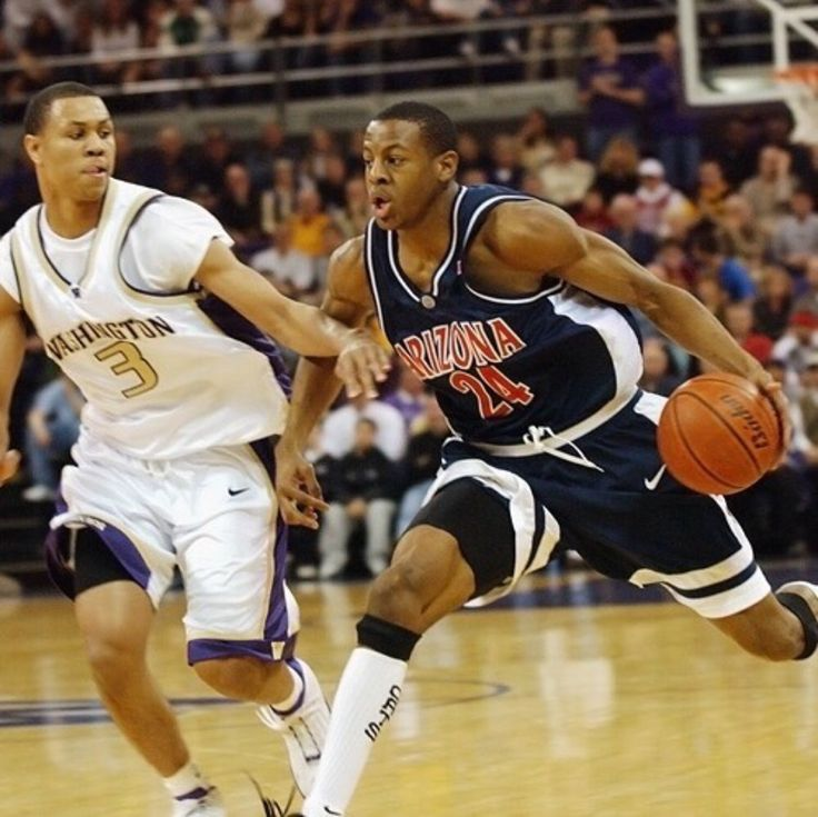Brandon Roy Washington vs Andre Igudola Arizona. PAC 12