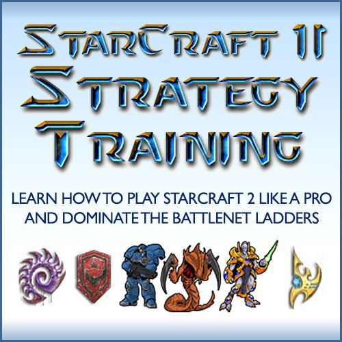 Buy Starcraft 2 Strategy Trainin