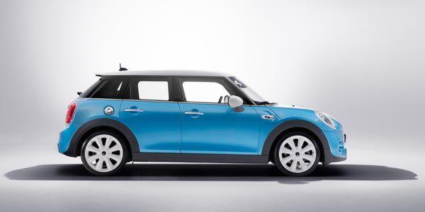 La nouvelle Mini 5 portes est arrivée