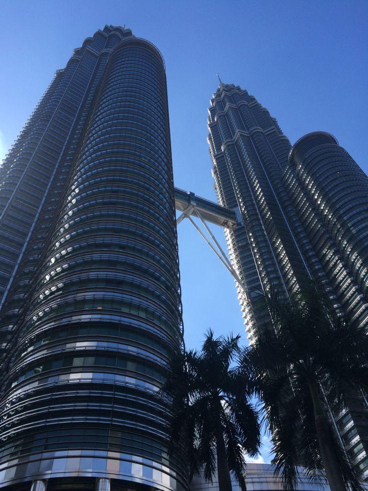 KL twin towers Malaysia