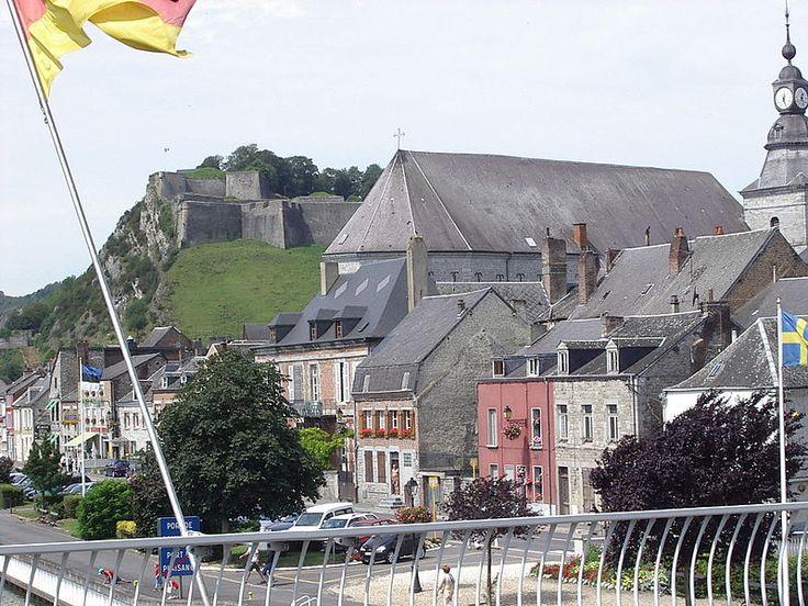 Givet, Ardennes. Pop: 6736